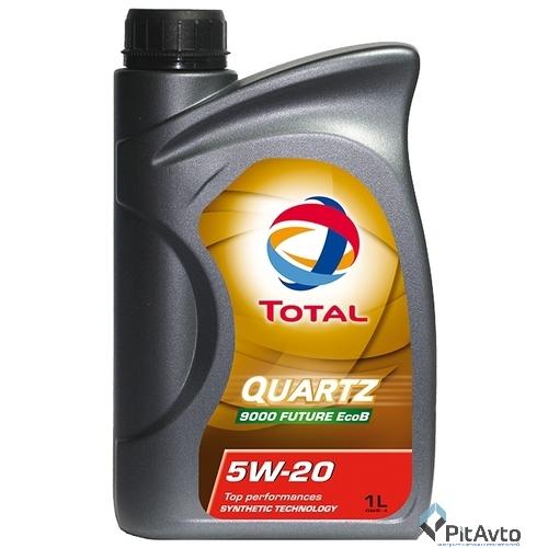 TOTAL QUARTZ 9000 FUTURE EcoB 5W20 1л