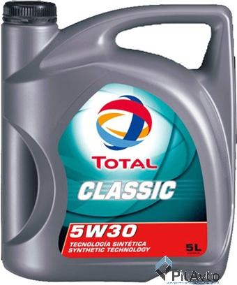 TOTAL Classic 5W-30 5л